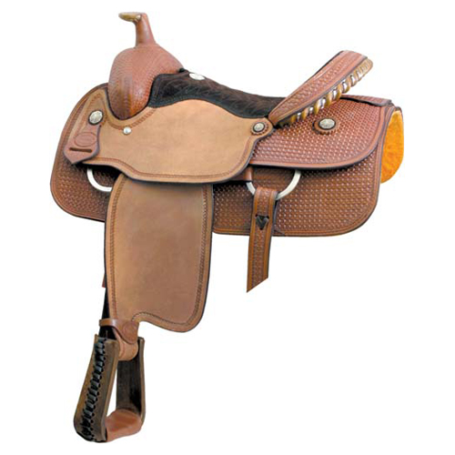 Luke Jones Roper by Billy Cook Saddlery
