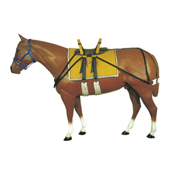Humane Pack Saddle